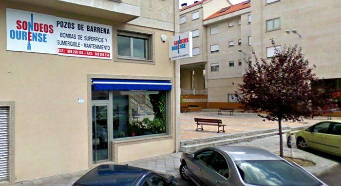 Oficinas Sondeos Ourense
