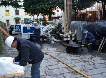 Geotermia Ourense