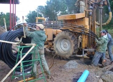 Energía Geotermica Ourense