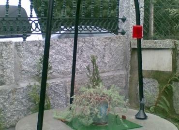 Pozos sondeos Ourense